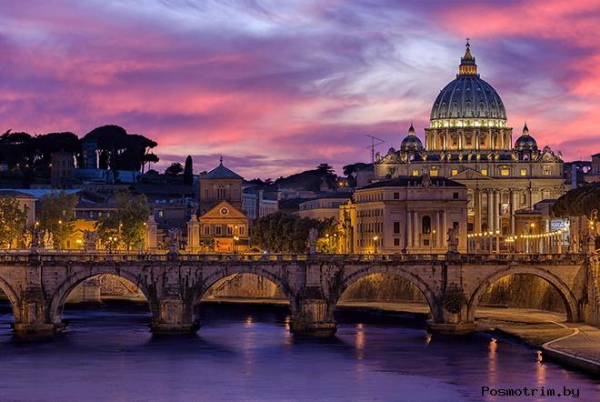 Собор Святого Петра в Ватикане Рим