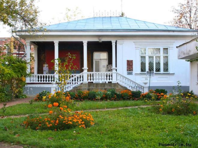 Музей Ярошенко в Кисловодске усадьба «Белая вилла»