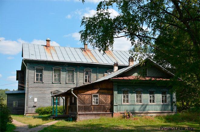 Литературный музей Игоря Северянина