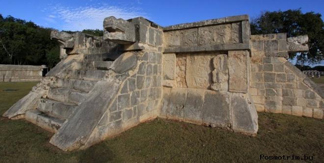 Режим работы и стоимость посещения археологического комплекса Чичен-Ица в Мексике