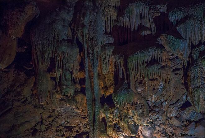 Что представляет из себя пещера Дамлаташ в Алании Турция