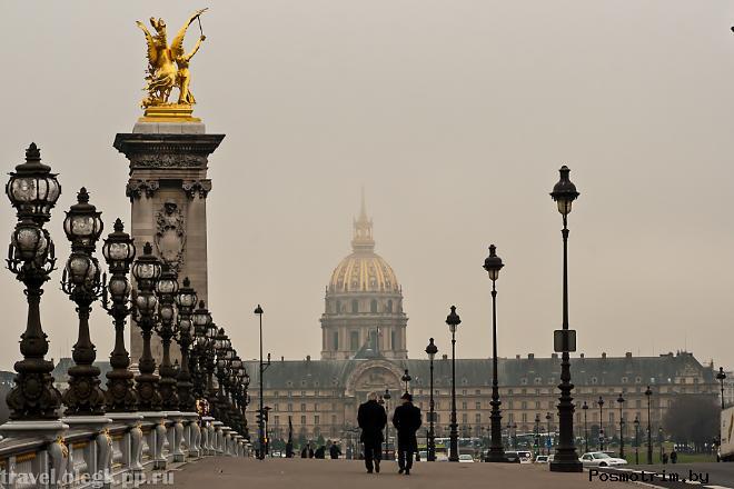 Дом Инвалидов в Париже сегодня
