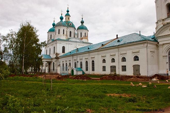 Спасский собор Елабуга