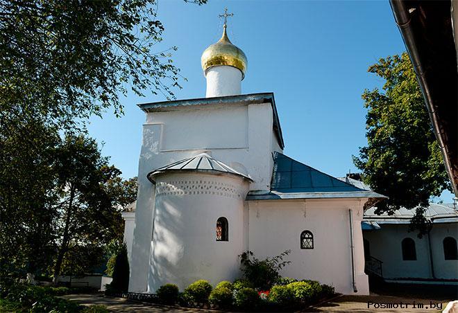 Никольская церковь Снетогорского монастыря