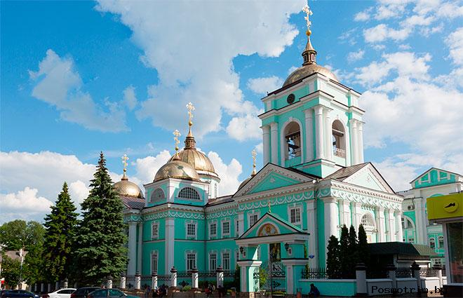 Преображенский собор Белгород