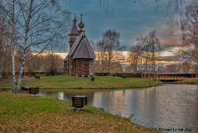 Костромская слобода - музей деревянного зодчества