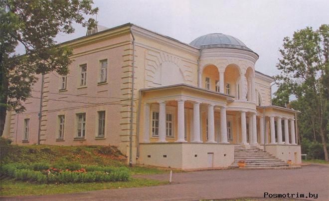 Усадьба Пальна-Михайловка