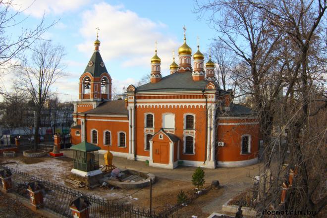Владыкинский храм сегодня