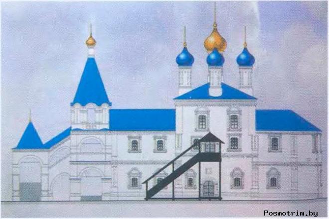 Покровский собор Брянска сегодня и планы на будущее