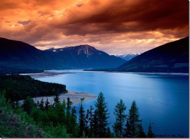 2. Озеро Верхнее США
