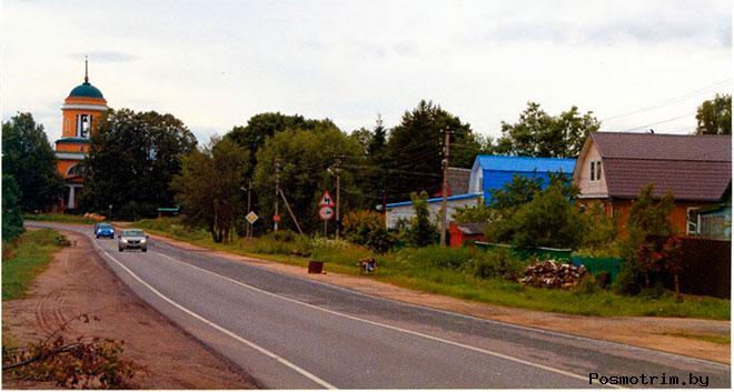 Село Воздвиженское Московская область