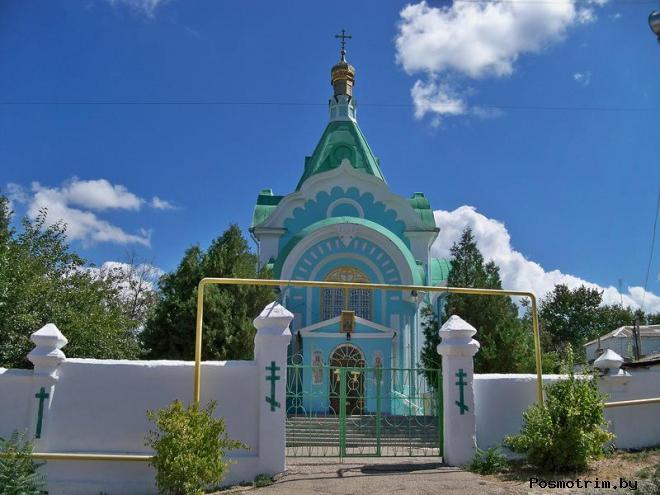 Афанасьевская церковь Керчь