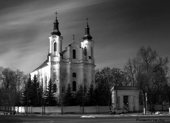 Костел св. апостола Андрея – Слоним