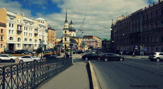 Моховая улица Санкт-Петербург