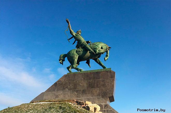 Памятник Салавату Юлаеву Уфа
