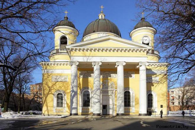 Архитектура Спасо-Преображенского собора