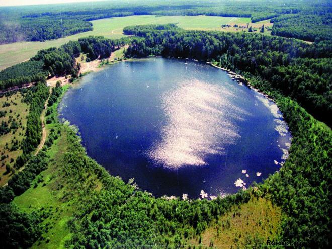 Озеро Светлояр - таинственное озеро