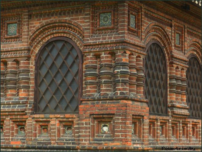 Архитектура церкви Иоанна Предтечи в Толчкове
