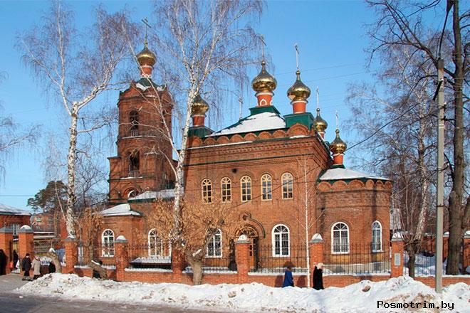 Храм Ксении Петербургской Сарапул
