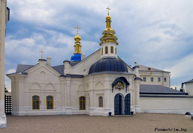 Покровский собор Тобольск