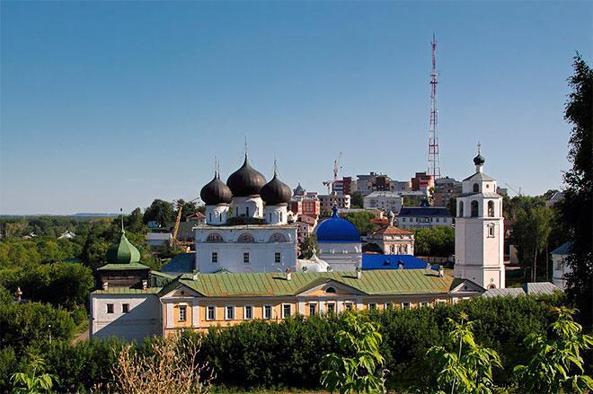 Трифонов монастырь Киров