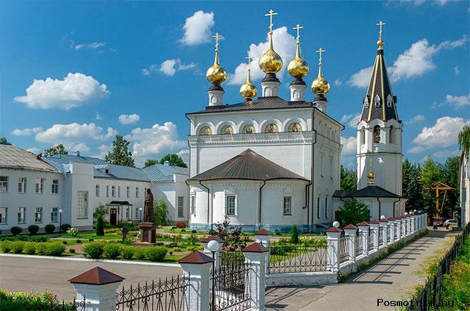 Феодоровский монастырь Городец