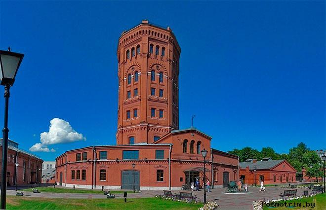 Башня и музей «Мир воды Санкт-Петербурга»