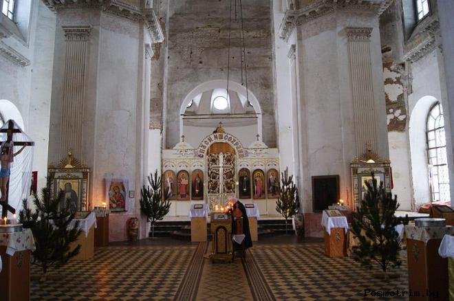Интерьер Спасского собора Елабуги
