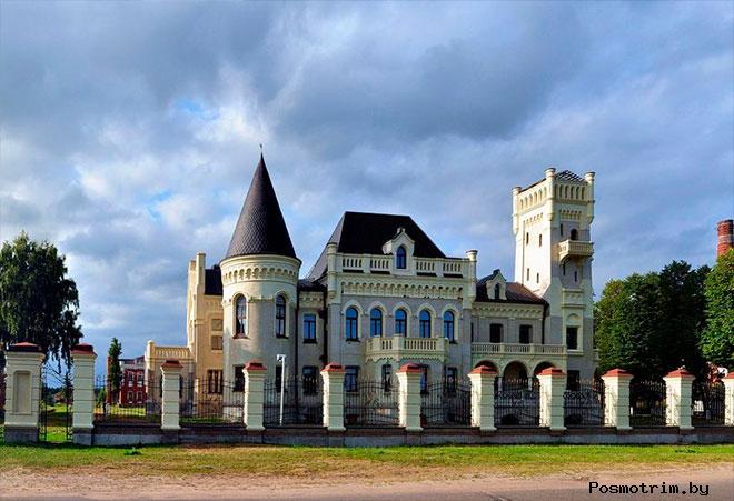 Замок Понизовкина Красный Профинтерн