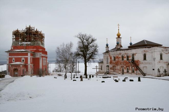 История Белёвской крепости