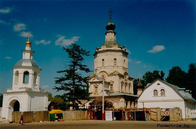 История Успенского храма в Видном