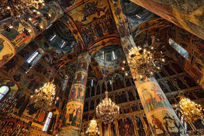 История Успенского собора как музея