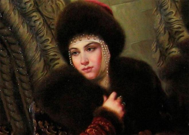 Анна Васильчикова жена Ивана Грозного