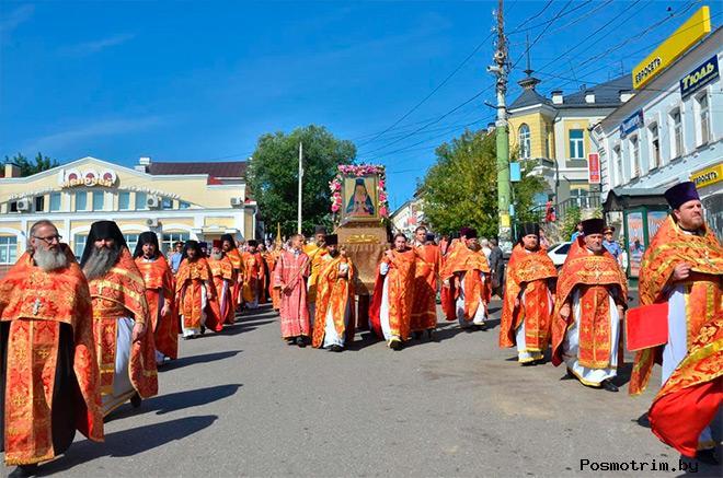 Крестные ходы в Кинешме