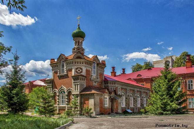 Храм Варсонофия Казань