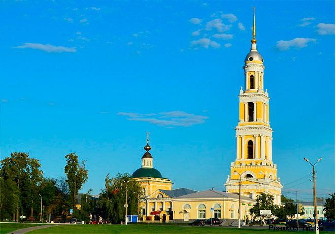 Церковь Иоанна БогословаКоломна