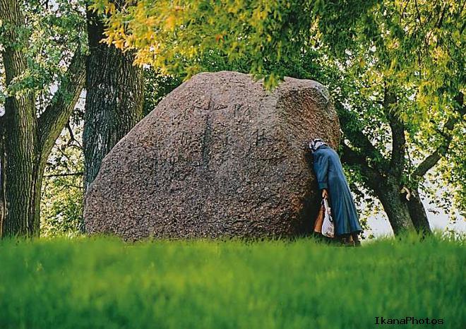 Борисовы камни до сих пор не раскрыта загадка их предназначения