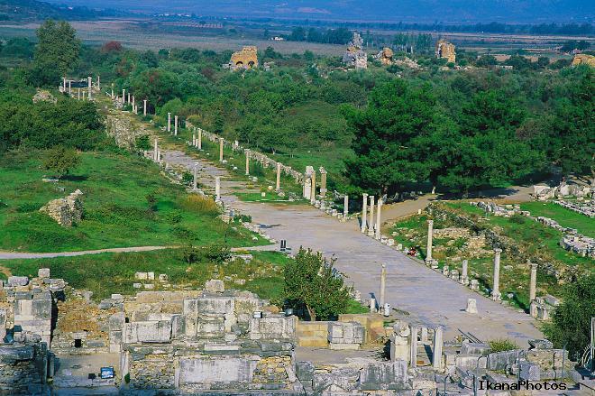 Достопримечательности недалеко от города Эфес