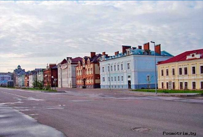 Суконная слобода Казань