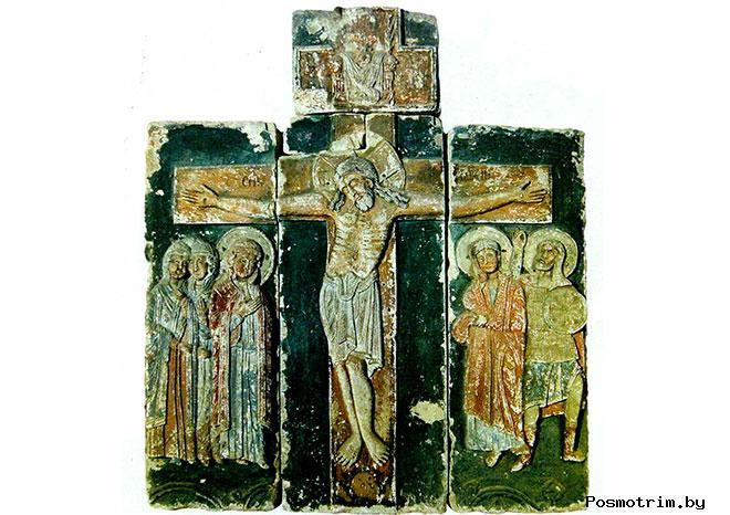 Святославов крест в Юрьев-Польском