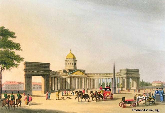История Казанского собора