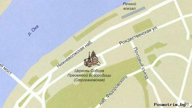 Рождественская церковь Новгорода режим работы адрес как добраться самостоятельно расположение на карте