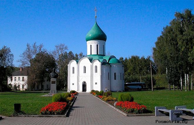 Красная площадь Переславля Залесского