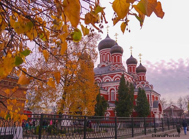 Воскресенский собор в Борисове Беларусь расположение адрес время работы