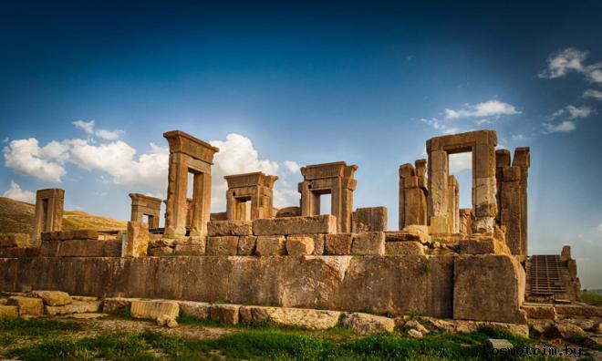 Город Персеполь история фото описание