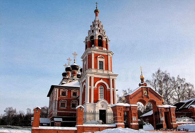 Казанский храм Котельники