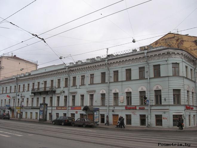 Дом Краевского или «Пять Николаев» Санкт-Петербург