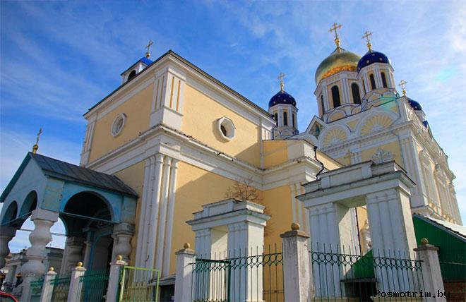 Архитектура Елецкого Вознесенского собора