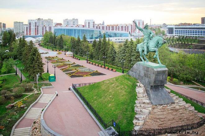 Уфа история города и кремля Уфа