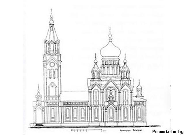 Строительство второго Вознесенского собора Новочеркасска